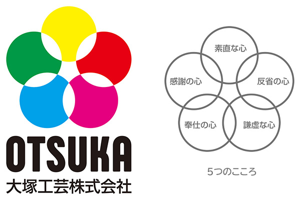 大塚工芸ロゴ